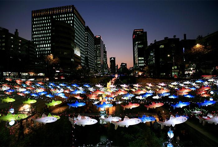 Lễ hội đèn lồng Seoul